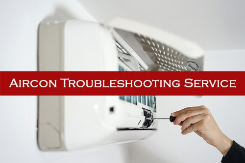air conditioner troubleshooting service
