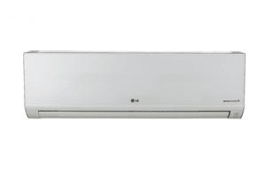 LG White Artcool Inverter