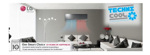 LG Air Conditioning Sandton