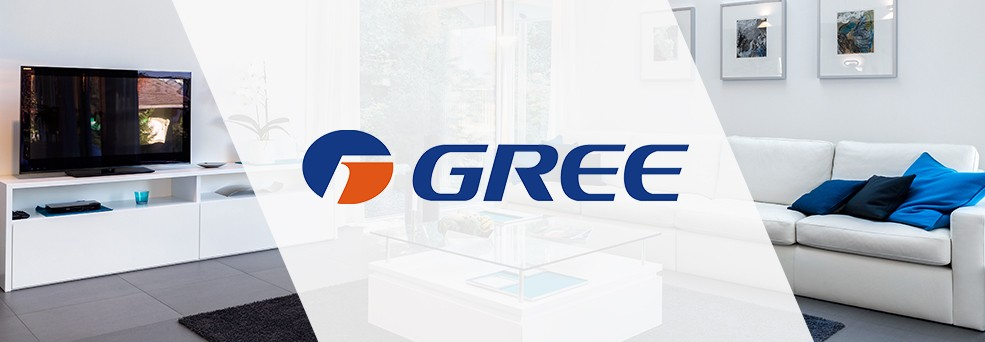 Gree Air Conditioners Banner
