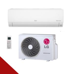 LG Dualcool Inverter Aircon