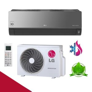 LG Artcool Black Inverter Air Conditioner Prices