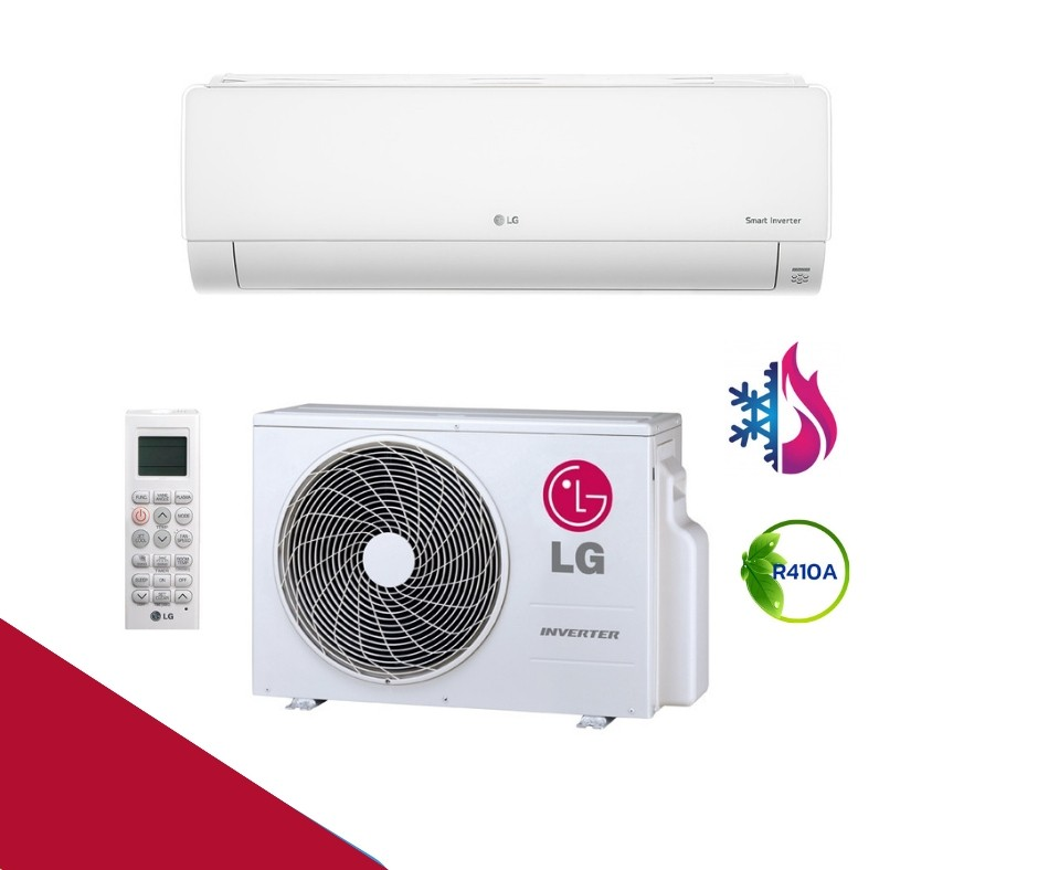 Lg Smart Inverter 18000 Btu Air Conditioner Unit