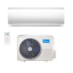 Midea Blanc Air Conditioner
