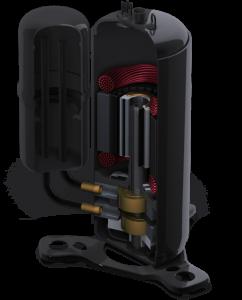 LG Aircon Compressor